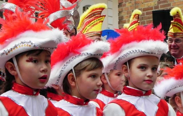 Otwarcie karnawału 11 listopada w Cottbus to widowiskowa impreza