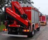 Gmina Stromiec: Pożar domu, ogień zajął nie tylko pomieszczenia, ale i auto pod domem