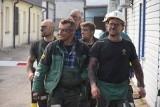 Kopalnia Zofiówka w Jastrzębiu: 200 ratowników przedziera się przez wąskie szczeliny do zaginionych górników [ZDJĘCIA]
