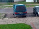 Zaparkował, jak chciał. Głupotę trzeba tępić