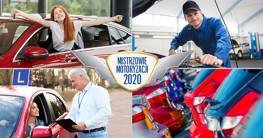 MISTRZOWIE MOTORYZACJI 2020 Głosowanie zakończone! Sprawdź kto zwyciężył.