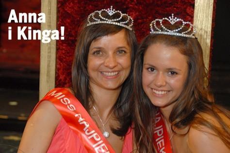 Anna i Kinga Olejnik - Najpiękniejsza Mama i Córka 2011