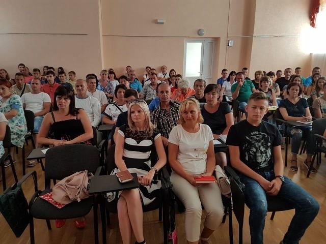 Uczniowie z Ukrainy będą się uczyć w Prószkowie.