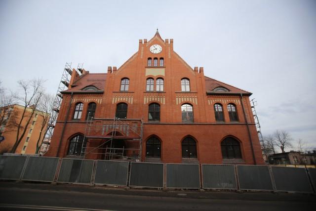 Budowa Muzeum Powstań Śląskich w Świętochłowicach