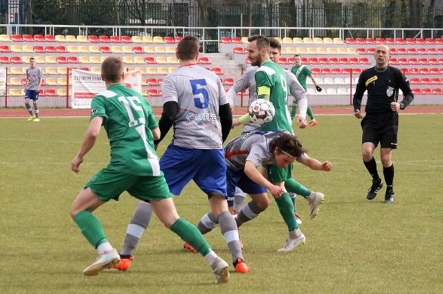 Zdjęcia z meczu Cuiavia Inowrocław - Budowlany KS Bydgoszcz 2:1 (0:0, 1:1) INNE WYNIKI 1/4 FINAŁU PUCHARU POLSKI KPZPN 2019