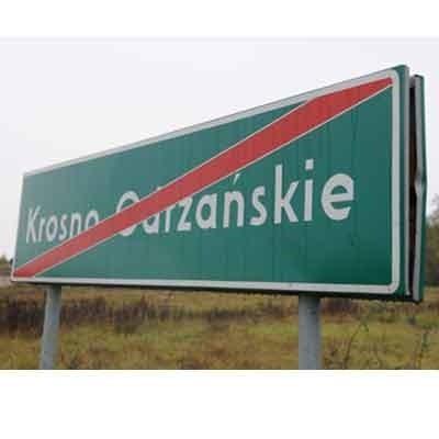 Przyszła strefa przemysłowa to na razie ugory tuż za rogatkami. Niebawem granicę miasta trzeba będzie przesunąć, żeby przyszli inwestorzy mogli się zameldować w Krośnie.