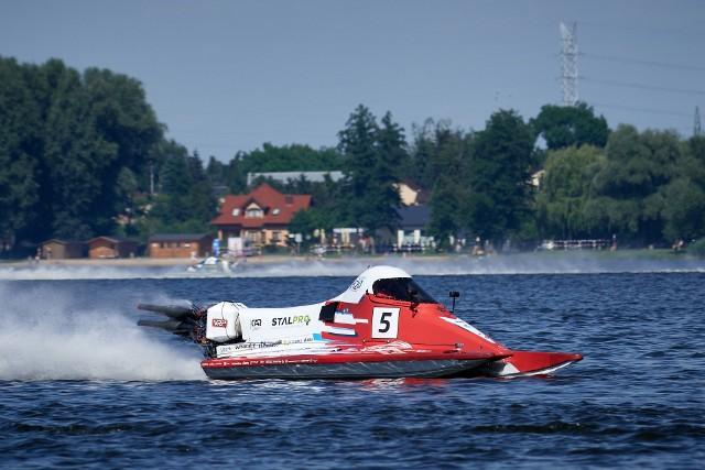 Marcin Zieliński ze Szczecina wywalczył w Chodzieży brązowy medal ME w Formule 500