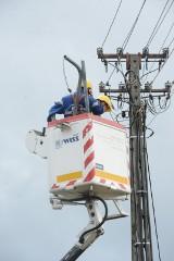 Awaria prądu w Jastrzębiu Zdroju, Gogołowej, Połomi i Marklowicach. Bez prądu jest 2328 odbiorców
