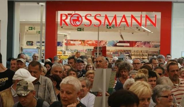 Promocja na Walentynki w Rossmannie