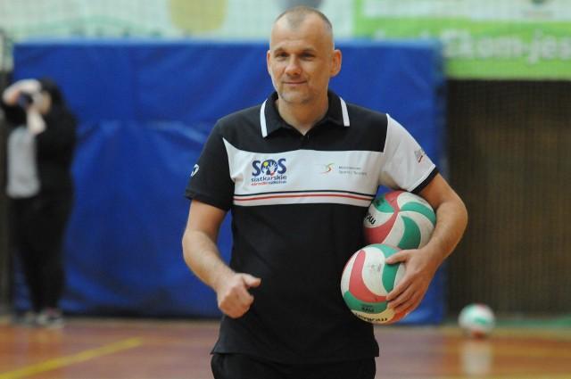 Dariusz Daszkiewicz ponownie został szkoleniowcem kieleckiej drużyny siatkarzy.