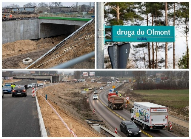 Jeszcze w tym roku zakończyć ma się budowa węzła Porosły i przebudowa ul. Klepackiej. W miejskich planach jest też modernizacja drogi do Olmont. To oznacza, że większość tras wyjazdowych i wjazdowych do miasta będzie gotowych. Zobacz najważniejsze inwestycje.