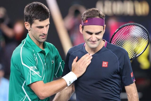 Djoković i Murray wskazali tenisistów wszech czasów