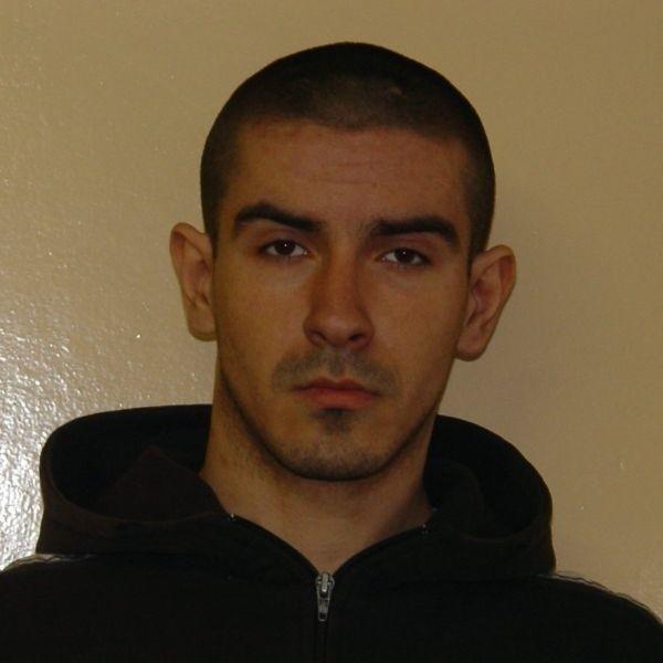Na zdjęciu Kamil Szturgulewski, skazany na 2,6 lat więzienia.