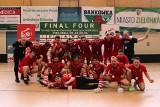 Unihokeiści I LO Floorball Gorzów z historycznym brązowym medalem mistrzostw Polski