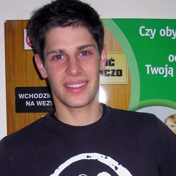 Maciek Adamiak