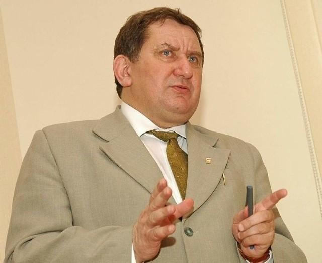 Krzysztof Kuchczyński, były burmistrz Namysłowa i były prezes Namysłowskiego Centrum Zdrowia.
