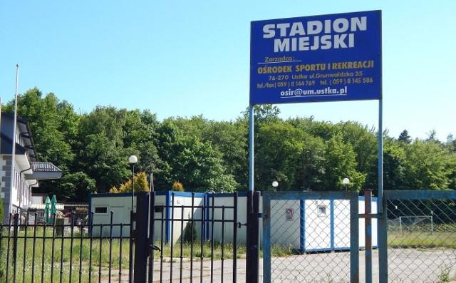W Ustce przy ulicy Sportowej ma powstać stadion lekkoatletyczny