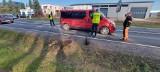 Wypadek na ul. Sikorskiego w Brodnicy. Śmiertelne potrącenie 34-latki [zdjęcia, wideo]