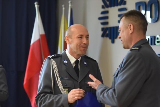 Komendant Jarosław Tchorowski