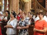 Spotkanie teściowych i Kół Gospodyń Wiejskich w Lipsku. Teściowe modliły się do swojej patronki [Zdjęcia]
