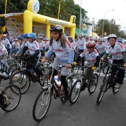 W dwóch kategoriach minitouru w Białymstoku wystartowało aż 230 osób.