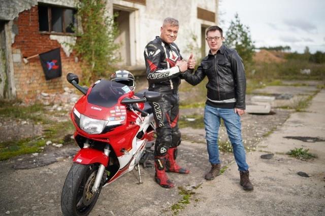 Podopieczni OSW i motocykliści to równoprawni bohaterowie specjalnego kalendarza