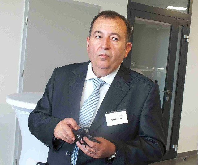 W negocjacjach płacowych w MAN Bus Starachowice uczestniczył prezes tej firmy, Münür Yavuz