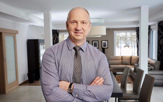 Prezes zarządu Danwood SA Jarosław Jurak - Menadżer Roku 2018 Złotej Setki