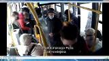 Kraków. Pociął ostrym narzędziem siedzenia w sześciu autobusach. Policja publikuje wizerunek sprawcy
