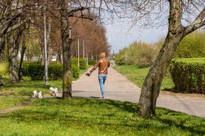 Piecki-Migowo w Gdańsku. Okolice miejsca, gdzie zaatakował...