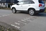 Próg zwalniający potrzebny na ul. Ogrodowej w Koronowie. Ograniczenie prędkości to za mało!