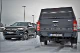 Logistycy z Opola dostali 5 nowych samochodów terenowych Ford Ranger XLT. Zastąpią one wysłużone tarpany