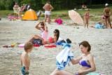 """Kąpielisko w ośrodku WOPR w Borównie jako pierwsze w Kujawsko-Pomorskiem z """"Błękitną Flagą"""""""