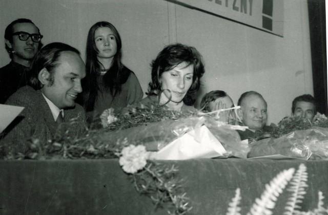 Irena Szewińska zawitała do Sieradza w 1973 roku