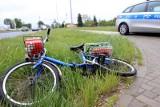 Toruń. Śmiertelny wypadek z udziałem rowerzysty na przejściu dla pieszych na Szosie Chełmińskiej. Kto zawinił? Jest akt oskarżenia!