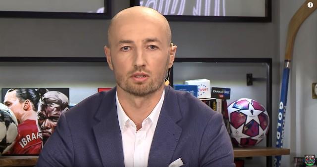 """Łukasz Trałka zadebiutował jako prowadzący program ligowy """"Liga PL"""", który emitowany jest w nowym """"Kanale Sportowym"""" na YouTubie."""