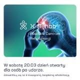 Gliwice: Dzień otwarty dla osób po udarach w Gliwickim Centrum Rehabilitacji X-Rehab. Szansa na darmową rehabilitację