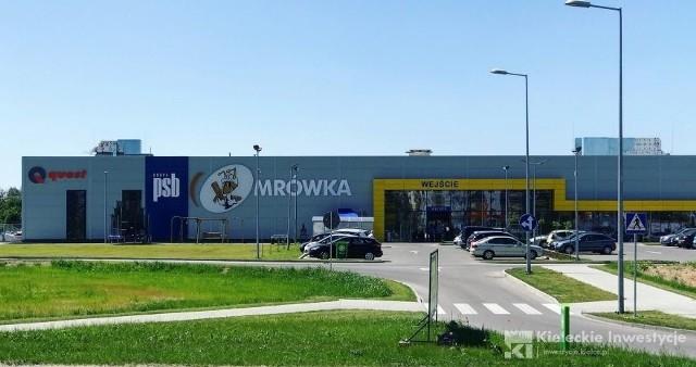PSB Mrówka przy ulicy Szajnowicza w Kielcach to jeden z największych sklepów tej marki.