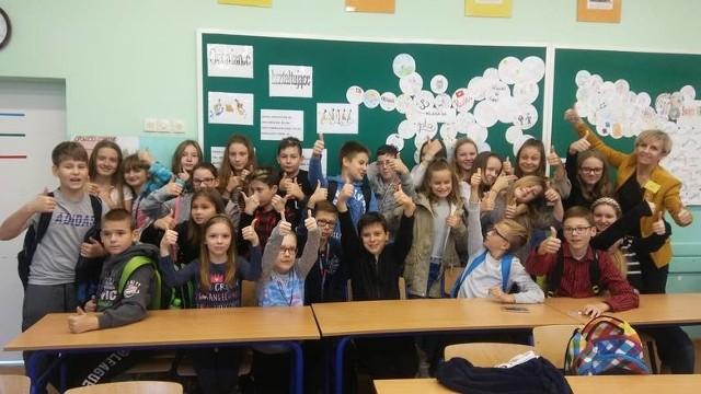 Klasa 6a, Szkoła Podstawowa nr 13 w Gorzowie WielkopolskimWychowawca Agnieszka Adamcewicz