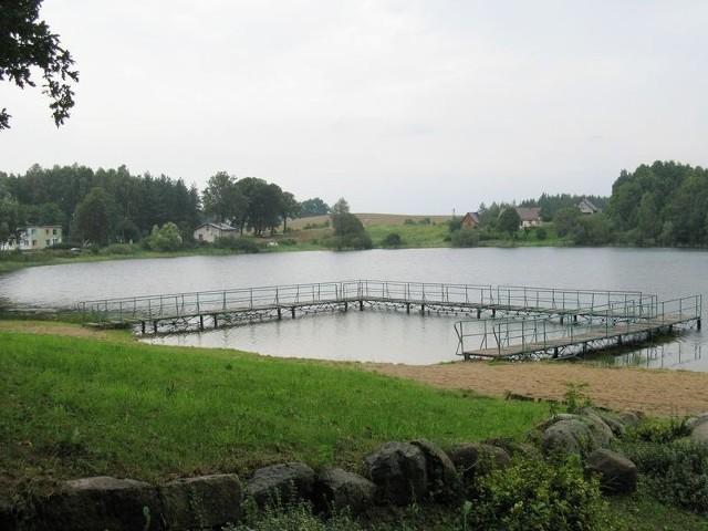 Do kupienia od komornika jest jezioro w Dąbiu.