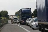 Wypadek na A4. Autostrada znów zablokowana