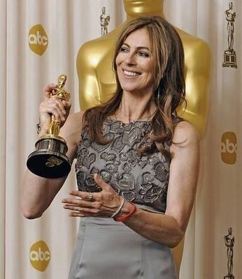 Kathryn Bigelow otrzymała pierwszego w historii Oscara dla kobiety reżysera Fot. PAUL BUCK (PAP/EPA)