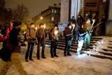 Leśniów, Częstochowa: Ekstremalna Droga Krzyżowa