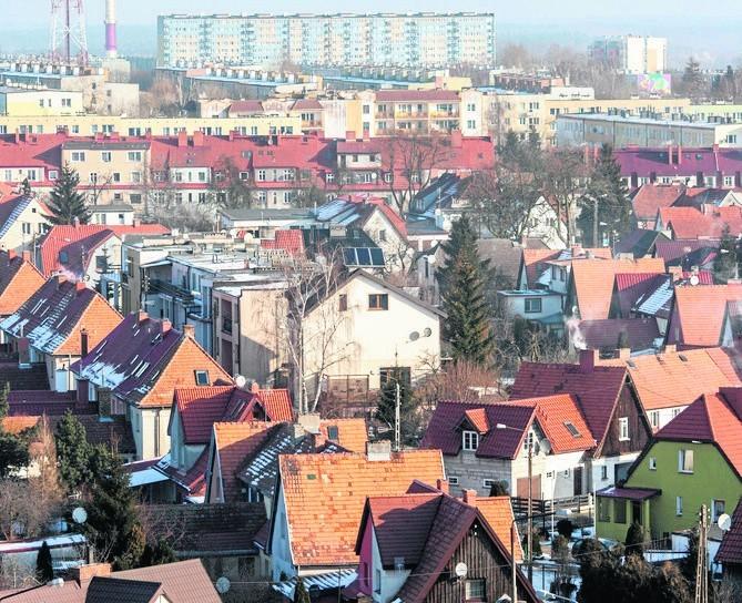 Miejski zasób mieszkaniowy tworzy obecnie w Słupsku prawie 14 tysięcy mieszkań