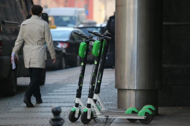 Kiedy elektryczne hulajnogi pojawią się w Bydgoszczy?