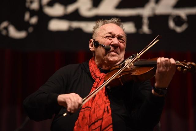 Michał Urbaniak 10 września zagra w Poznaniu z projektem Urbanator