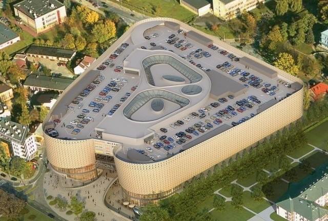 Galeria Korona Kielce zostanie otwarta w drugim kwartale 2012 roku.