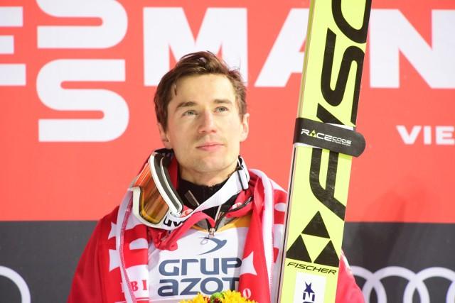 Kamil Stoch jest faworytem konkursu w Zakopanem