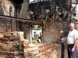 Pożar w Lutowie. Spłonęły budynki i zapasy