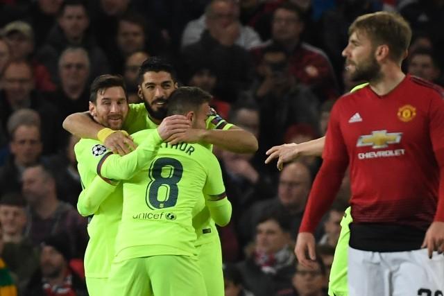 Samobójcze trafienie Luke'a Shawa początkowo zaliczono Luisowi Suarezowi, który w tej sytuacji nadal pozostaje bez gola w tej edycji Ligi Mistrzów